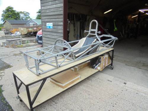 1968 Alexis FF Mk14 Project For Sale (picture 1 of 5)