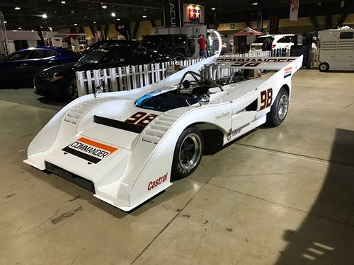 McLaren M8F - Can-Am - John Cannon For Sale (picture 1 of 6)