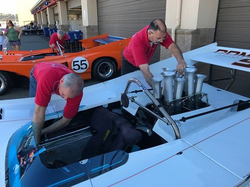 McLaren M8F - Can-Am - John Cannon For Sale (picture 4 of 6)