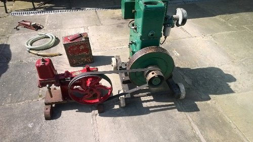 1955 Lister D Stationary Engine For Sale (picture 2 of 5)