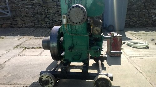 1955 Lister D Stationary Engine For Sale (picture 3 of 5)