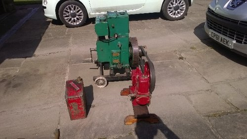 1955 Lister D Stationary Engine For Sale (picture 4 of 5)