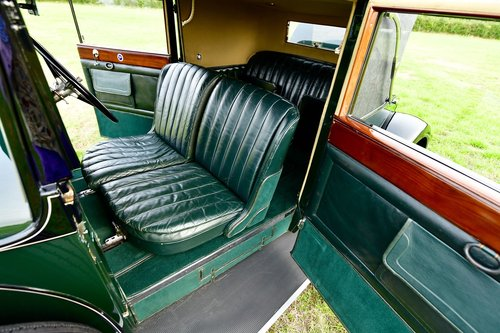 1927 Hispano Suiza H6B Park Ward foursome Coupe For Sale (picture 5 of 6)