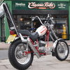1976 Fantic Chopper 50cc, Very Rare Pedal Version.
