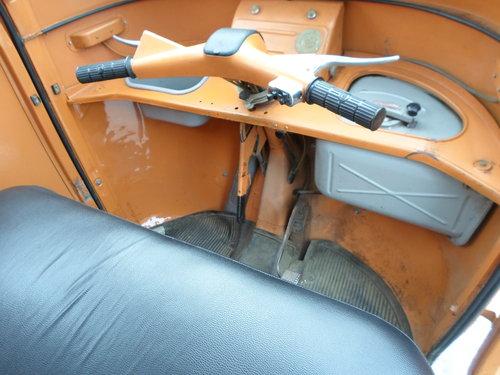 1976 Moto carro d'epoca Piaggio Ape 400 R. SOLD (picture 5 of 6)