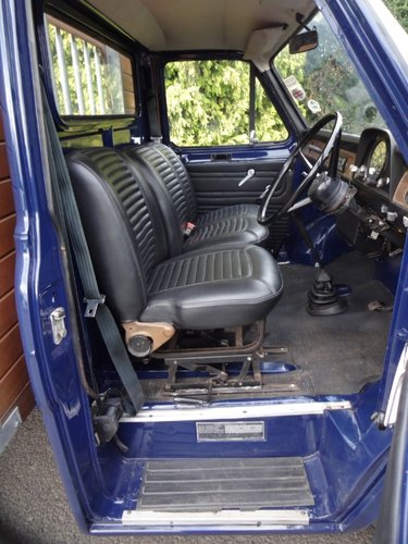 Rear Bull Nose Transit MK1 Pick Up For Sale (picture 3 of 6)