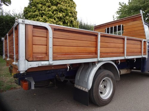 Rear Bull Nose Transit MK1 Pick Up For Sale (picture 6 of 6)