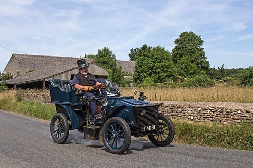 1903 White Model C Steam Car SOLD (picture 2 of 6)