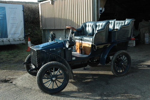 1903 White Model C Steam Car SOLD (picture 3 of 6)