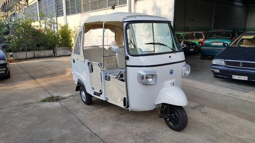 2018 ape calessino 200cc For Sale (picture 1 of 6)