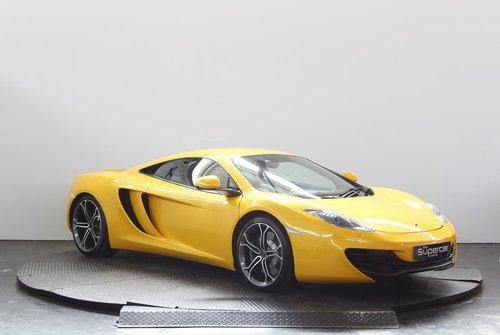 McLaren MP4-12C - 2015 - 2K Miles - Volcano Yellow For Sale (picture 2 of 6)