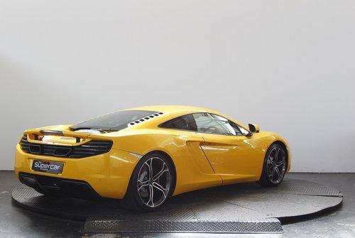 McLaren MP4-12C - 2015 - 2K Miles - Volcano Yellow For Sale (picture 3 of 6)