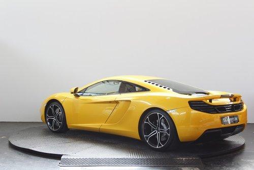 McLaren MP4-12C - 2015 - 2K Miles - Volcano Yellow For Sale (picture 4 of 6)