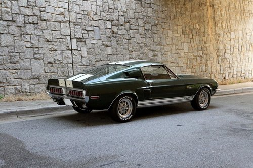 1968 Real deal Shelby GT500KR 4 speed,  For Sale (picture 4 of 6)