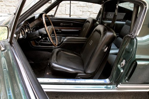 1968 Real deal Shelby GT500KR 4 speed,  For Sale (picture 5 of 6)