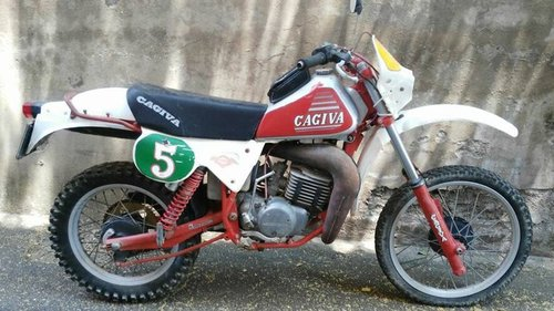 CAGIVA RX 250 1982 For Sale (picture 1 of 6)