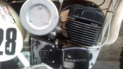 1974 HUSQVARNA CR 400 ORIGINAL For Sale (picture 4 of 6)