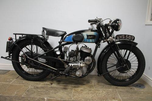 1934 Gillet Comfort 400 cc Sloper Herstal Belgium Charming  SOLD (picture 1 of 6)
