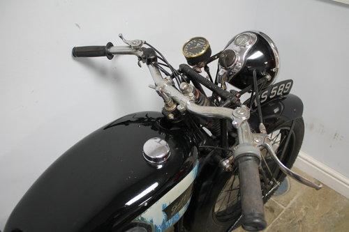 1934 Gillet Comfort 400 cc Sloper Herstal Belgium Charming  SOLD (picture 3 of 6)