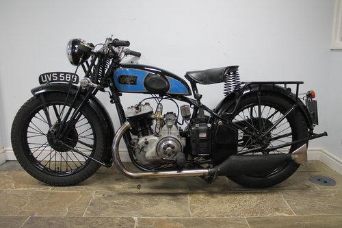 1934 Gillet Comfort 400 cc Sloper Herstal Belgium Charming  SOLD (picture 4 of 6)