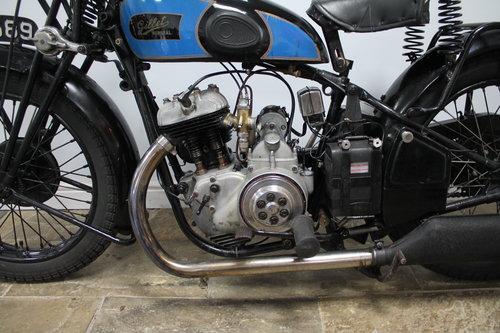 1934 Gillet Comfort 400 cc Sloper Herstal Belgium Charming  SOLD (picture 5 of 6)