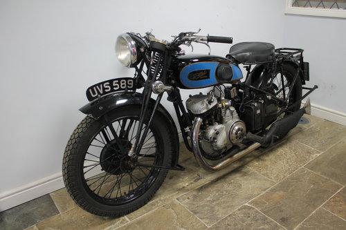 1934 Gillet Comfort 400 cc Sloper Herstal Belgium Charming  SOLD (picture 6 of 6)
