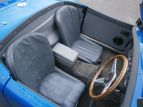 TURNER MK1  BLUE  1961  IMMACULATE WELL LOOKED AFTER CAR  For Sale (picture 3 of 6)