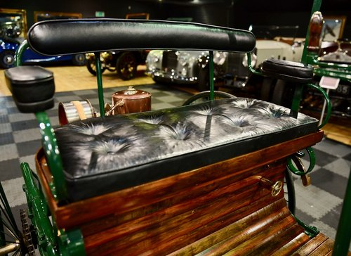 1886 Benz Patent Motor Wagen Replica For Sale (picture 5 of 6)