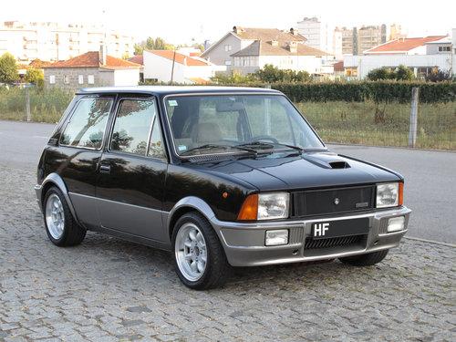 1982 Innocenti Mini de Tomaso SOLD (picture 1 of 6)