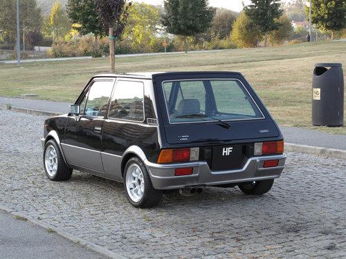 1982 Innocenti Mini de Tomaso SOLD (picture 2 of 6)