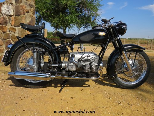 Zündapp KS601 Sport -1954- For Sale (picture 1 of 6)