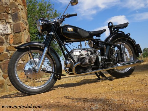 Zündapp KS601 Sport -1954- For Sale (picture 2 of 6)