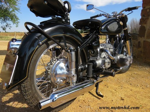Zündapp KS601 Sport -1954- For Sale (picture 3 of 6)