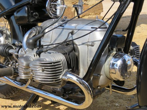 Zündapp KS601 Sport -1954- For Sale (picture 5 of 6)