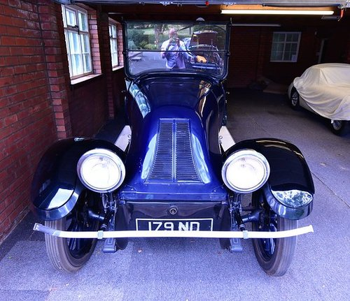 1917 Franklin 6 cylinder air cooled tourer. For Sale (picture 2 of 6)