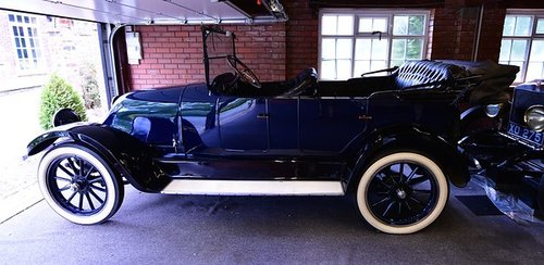 1917 Franklin 6 cylinder air cooled tourer. For Sale (picture 3 of 6)