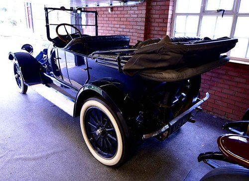 1917 Franklin 6 cylinder air cooled tourer. For Sale (picture 4 of 6)