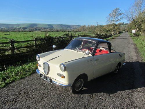1963 Glas Goggomobil TS250 Coupe For Sale  For Sale (picture 1 of 6)