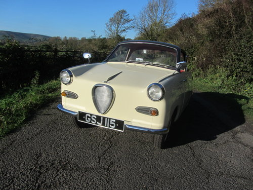 1963 Glas Goggomobil TS250 Coupe For Sale  For Sale (picture 2 of 6)