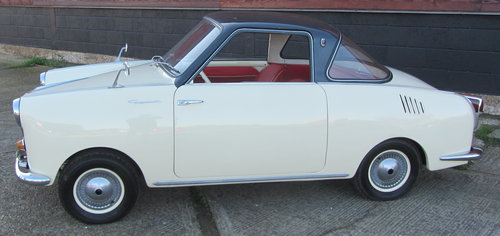 1963 Glas Goggomobil TS250 Coupe For Sale  For Sale (picture 4 of 6)