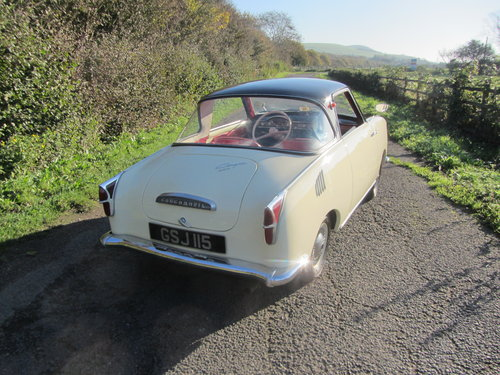 1963 Glas Goggomobil TS250 Coupe For Sale  For Sale (picture 5 of 6)