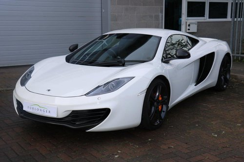 2011 McLaren 12C - Big Specification  For Sale (picture 1 of 6)