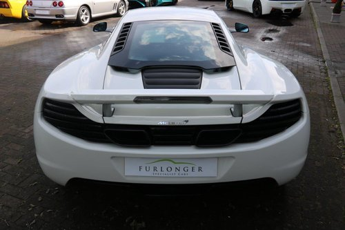2011 McLaren 12C - Big Specification  For Sale (picture 3 of 6)