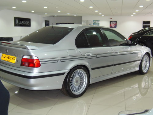 2000 W BMW ALPINA B10 4.6 V8 AUTO For Sale (picture 4 of 6)