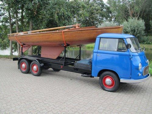 Tempo Matador Boat Transporter 1965 (1599000 km) For Sale (picture 1 of 6)