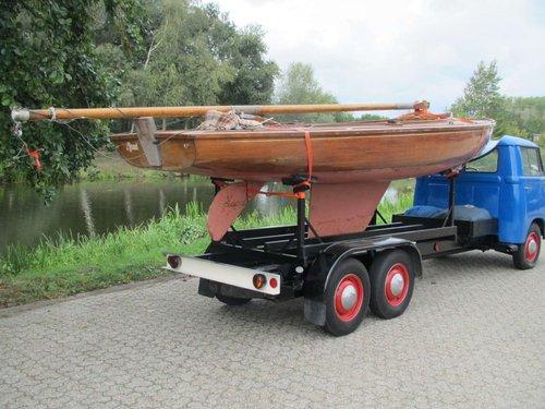 Tempo Matador Boat Transporter 1965 (1599000 km) For Sale (picture 2 of 6)
