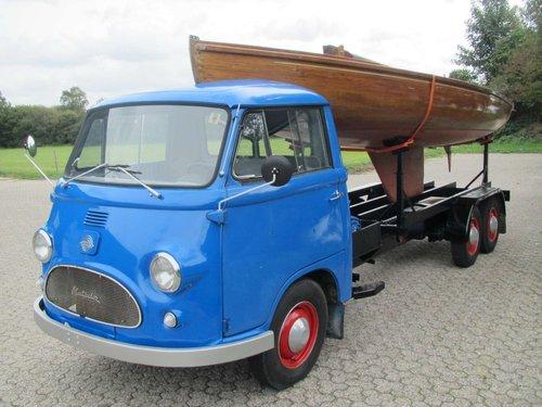 Tempo Matador Boat Transporter 1965 (1599000 km) For Sale (picture 3 of 6)