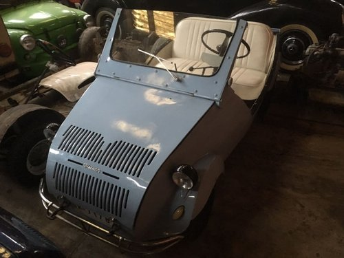 Voisin Biscuter 1955 For Sale (picture 1 of 5)