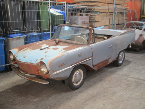 Amphicar 770 Project For Sale (picture 1 of 6)