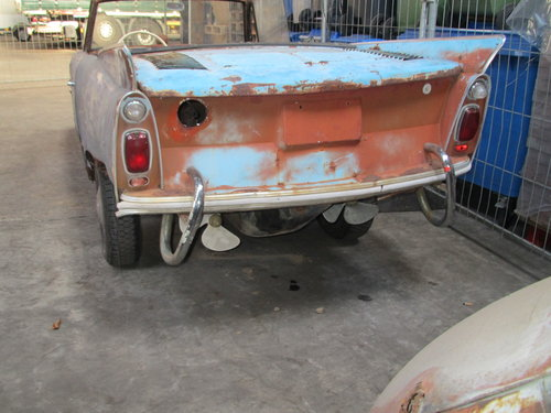 Amphicar 770 Project For Sale (picture 4 of 6)